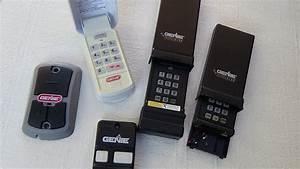 Garage Door Opener Remote Keypad Battery Regarding