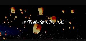 Lights Will Guide You Home!