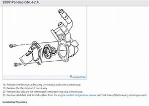 Pontiac G6 3 5 Engine Sensor Diagram  U2022 Downloaddescargar Com