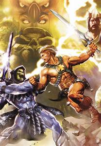 Comic Book Storytelling: the He-Man mini series was ...