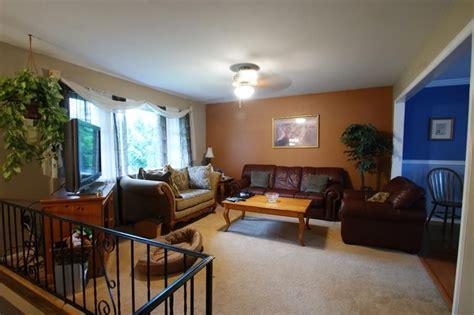 Remodel Ideas For Living Room by Bi Level Living Room House Ideas Split Foyer Home