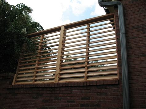 louvered privacy panel  todd adair  lumberjockscom
