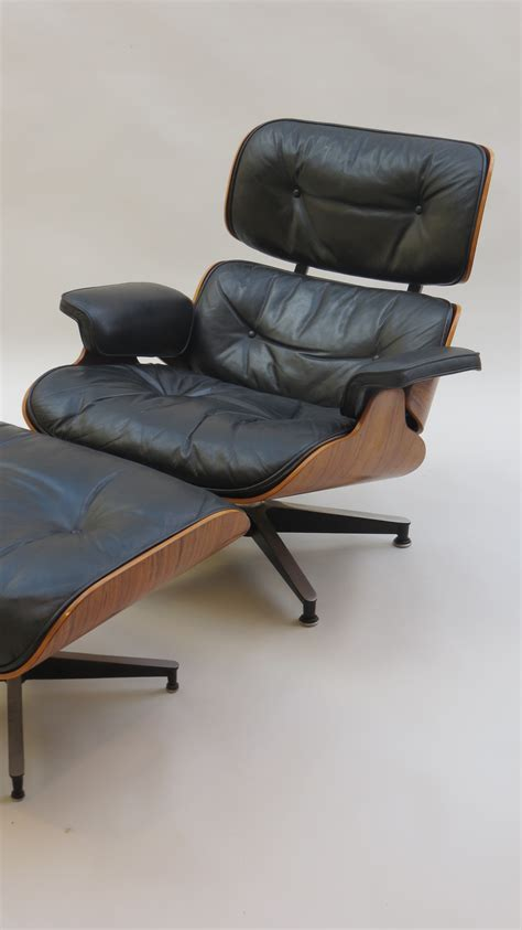 Eames Lounger And Ottoman by Eames Lounger And Ottoman 670 671 Herman Miller