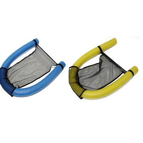 chaise flottante pour piscine mettez la chaise de nouille en commun la chaise flottante