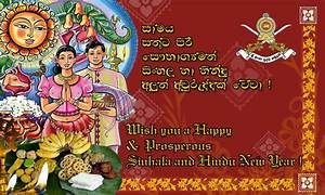 2018 Happy Sinhala New Year Quotes SMS Messages Wishes ...