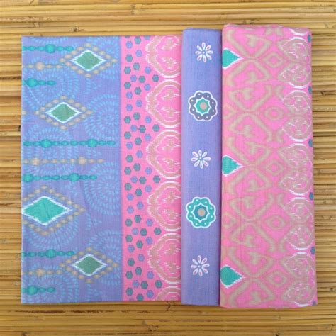 kain batik klasik warna pastel kode sp