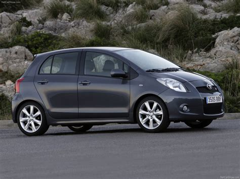 Toyota Yaris Picture by 2007 Toyota Yaris Ts Related Infomation Specifications