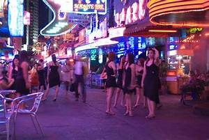 Thailand's Nightlife Is Second To None - Caveman Circus ...