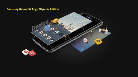 Samsung Galaxy S7 Edge Olympic Edition review : Specs and