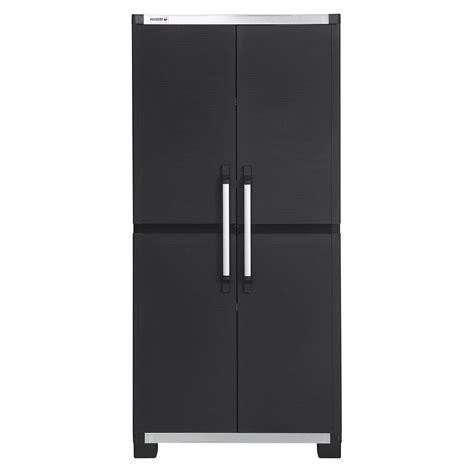 cours de cuisine pas cher armoire haute résine 3 tablettes allibert xl pro l 88 x h 187 x p 45 cm leroy merlin