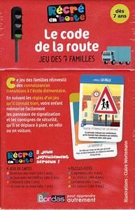 Jeu Code De La Route : livre coffret le code de la route jeu des 7 familles messageries adp ~ Maxctalentgroup.com Avis de Voitures