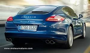 Porsche Panamera Hybride : porsche panamera hybride 159 g km de co2 ~ Medecine-chirurgie-esthetiques.com Avis de Voitures
