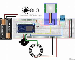 Glo  Iot Smart Light