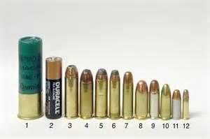 357 Magnum Cartridges vs 38 Special