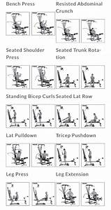 Bowflex Power Pro Xtl Exercise Manual