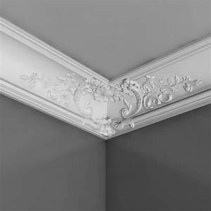 Corniche Plafond Platre : c338b corniche plafond polyur thane orac decor luxxus ~ Edinachiropracticcenter.com Idées de Décoration