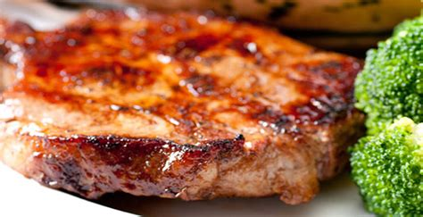 Normally, with thinner pork chops, i use an oven temperature of 425°. Baked Pork Chops Recipe - Country Style - Country Recipe Book