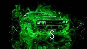 Green Flame Wallpaper - WallpaperSafari