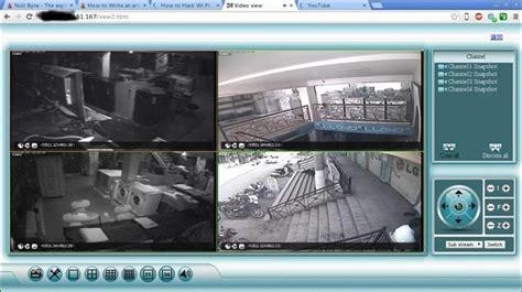 hack  private cctv camera howtorials htr