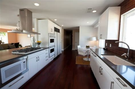2 wall kitchen designs two wall gallery kitchen two wall gallery kitchen ideas 3823