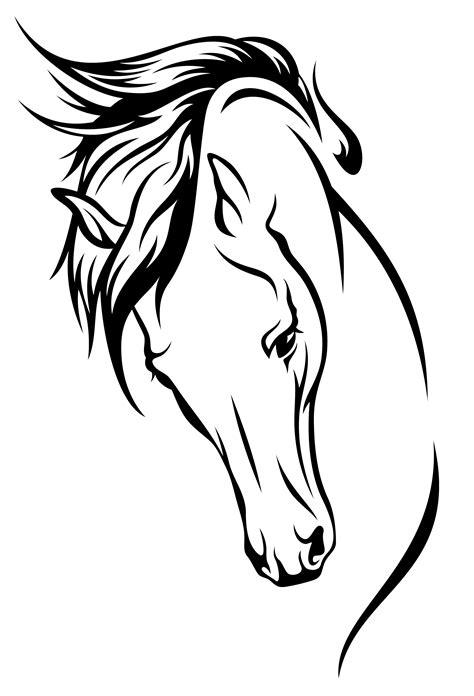 Mustang Tattoo Drawing Jumping - mustang png download