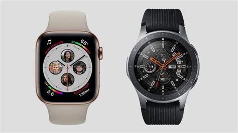While samsung has not shared any information on. Apple Watch Series 4 v Samsung Galaxy Watch: The flagship ...