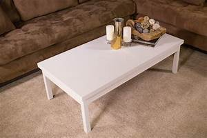 Super Simple Coffee Table