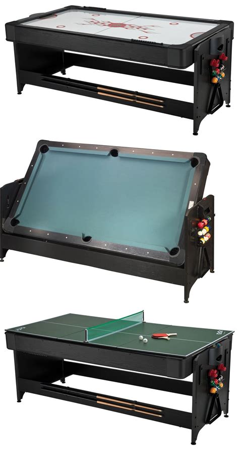 all in one pool table how to get the most out of a home game room