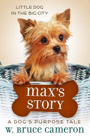 maxs story   bruce cameron