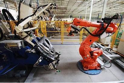 Industrial China Robot Factories Automation Double Robots