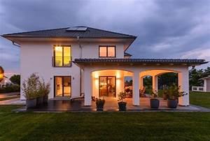 Toskana Haus Bauen : aussenansicht terrasse h user pinterest traumh user ~ Lizthompson.info Haus und Dekorationen