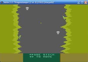 Review: Atari 2600 Dragonstomper. – 8bitrocket.com
