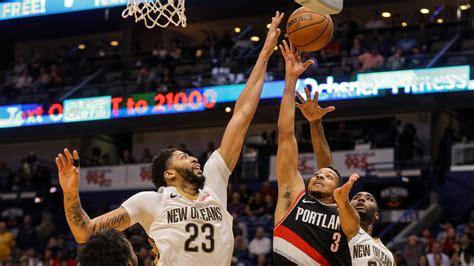 Pelicans Vs. Trail Blazers Live Stream: Watch NBA Playoff ...