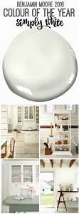 1000 idees sur le theme blanc benjamin moore sur pinterest for Kitchen cabinets lowes with 4 murs papiers peints