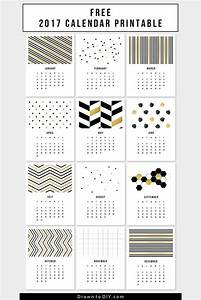 Print A Blank Calendar 20 Free Printable Calendars For 2017 Hongkiat