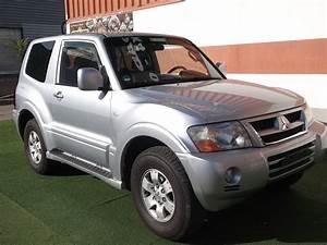4x4 Ocasion : 4x4 mitsubishi pajero 3 2 di d boite auto mitsubishi vo658 garage all road village specialiste ~ Gottalentnigeria.com Avis de Voitures