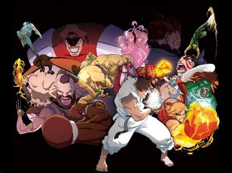 Скачать картинку на телефон Игры, Аниме, Street Fighter