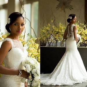 luxury african mermaid lace wedding dresses 2016 amazing With african wedding dresses 2016