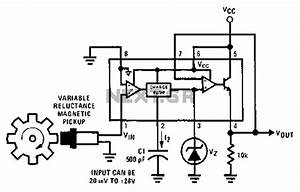 gt meter counter gt tachometer circuit diagram of a With tachometer circuit