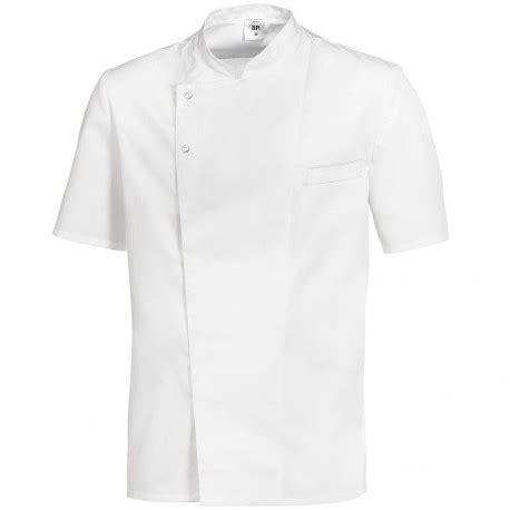 bp cuisine veste de cuisine manches courtes blanche de chez bp