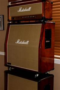 Marshall Wood Half Stack