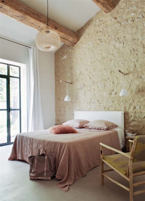 bare brick walls