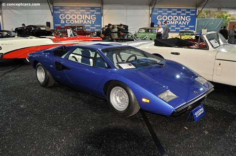 lamborghini countach image chassis number