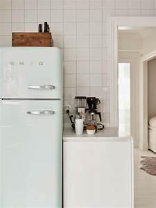 Smeg Retro Kühlschrank : amerikanische k hlschr nke liegen im trend und sind sehr praktisch ~ Orissabook.com Haus und Dekorationen