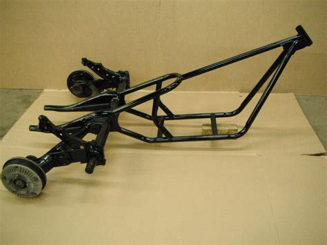 Vw Trike Frame Kit Low Rider Chopper Bobber Motorcycle 3