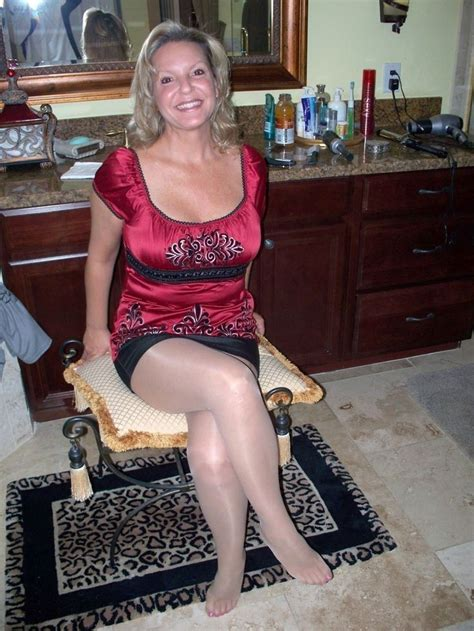 pin on cougars in pantyhose