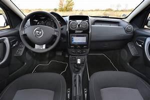 Dacia Duster Automatique : essai dacia duster dci 110 edc notre avis sur le duster automatique photo 14 l 39 argus ~ Gottalentnigeria.com Avis de Voitures