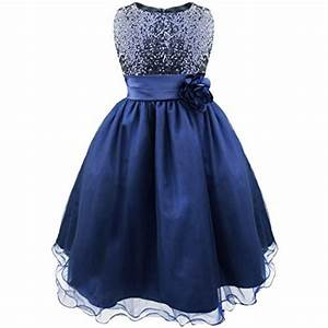 children bridesmaid dress amazoncouk With amazon robe ceremonie