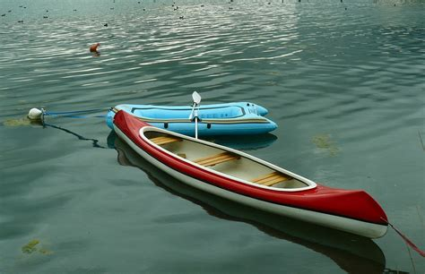 Kano Boat by Free Photo Kayak Canoeing Boats Water Lake Free