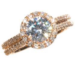 inexpensive gold engagement rings gold engagement ring with diamonds by michael m gold engagement ring with a